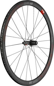 DT Swiss Mon Chasseral Carbon Rear Wheel Clincher 700c