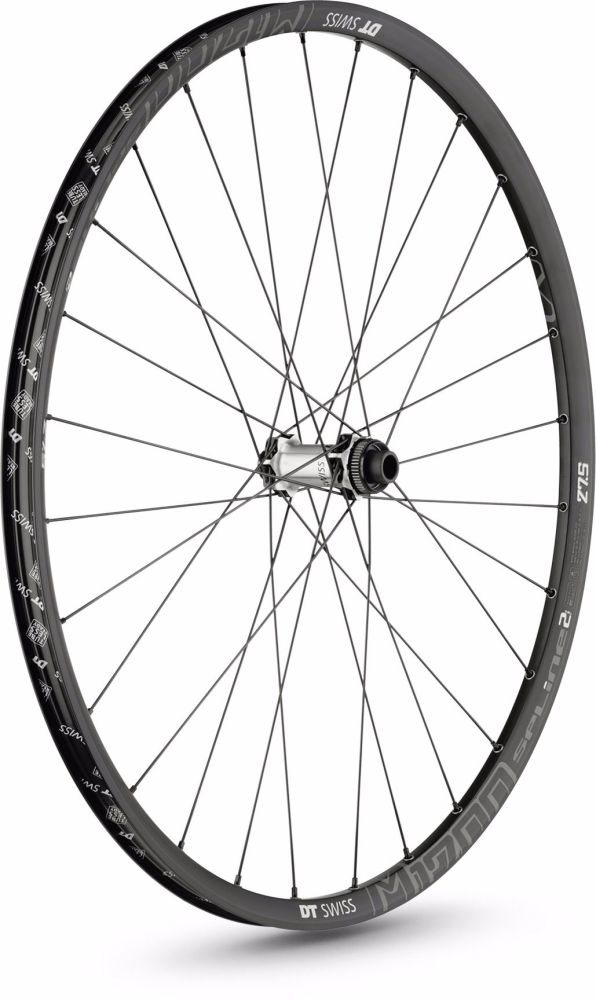 DT Swiss M1700 Front Wheel