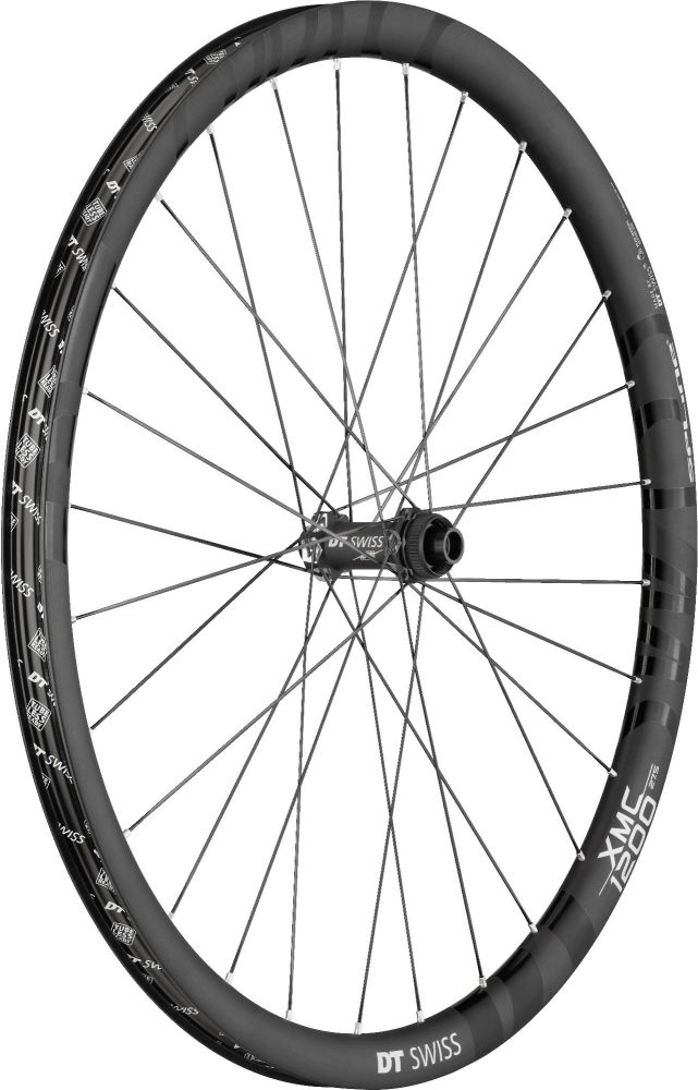 DT Swiss XMC 1200 Carbon Front Wheel 24mm Rim