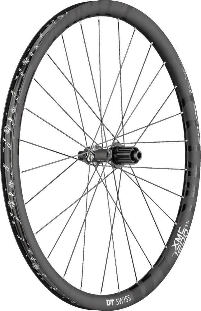 DT Swiss XMC 1200 Carbon Rear Wheel 24mm Rim