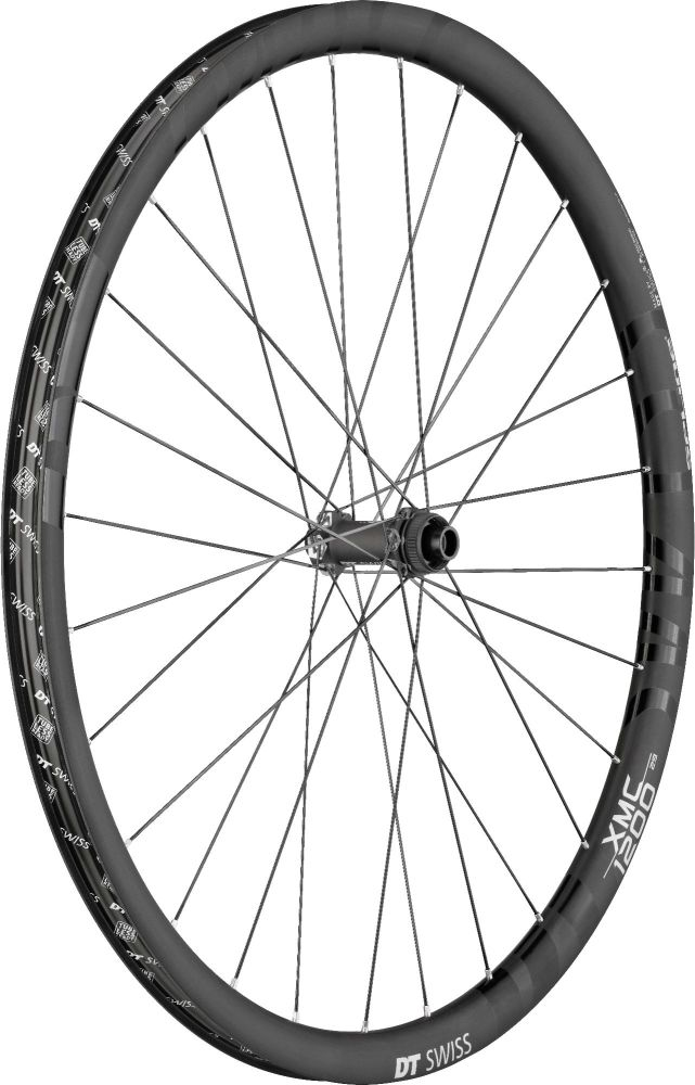 DT Swiss XMC 1200 Carbon Front Wheel 24mm Rim 29