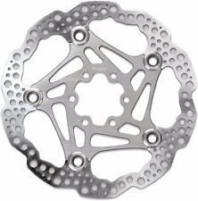 Hope Floating Disc Rotor 180mm Silver