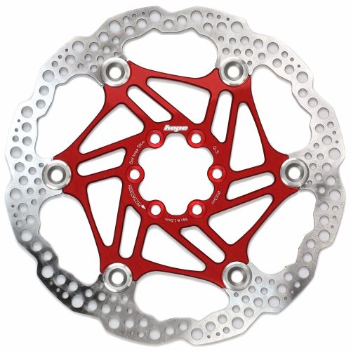 Hope Floating Disc Rotor 200mm Red
