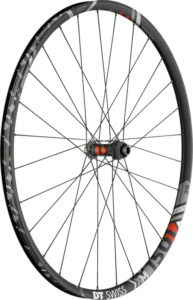 DT Swiss XM 1501 Front Wheel 27.5 25mm