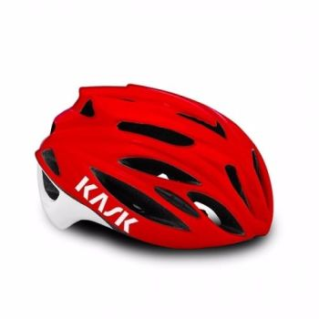 Kask Rapido Road Helmet Red