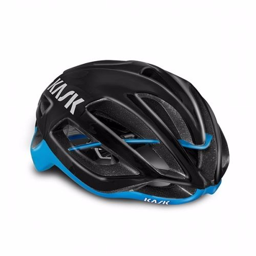 Kask Protone Road Helmet Black / Light Blue