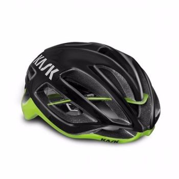 Kask Protone Road Helmet Black / Lime