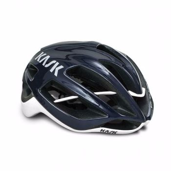 Kask Protone Road Helmet Dark Blue / White