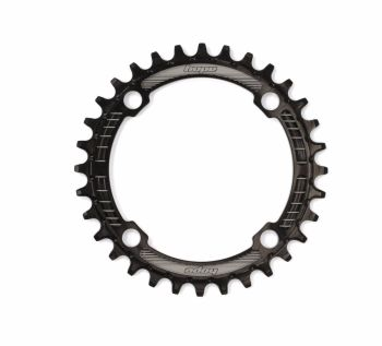 Hope Retainer Chainring 104PCD Black