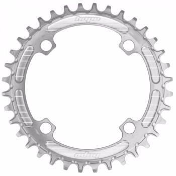 Hope Retainer Chainring 104PCD Silver