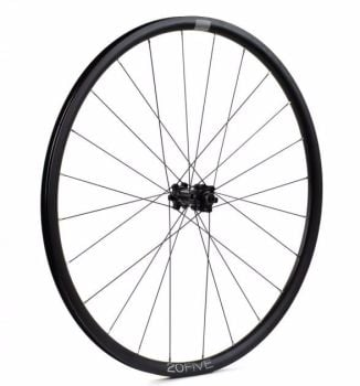 Hope 20Five RS4 Straight Pull 6 Bolt Front Wheel Black
