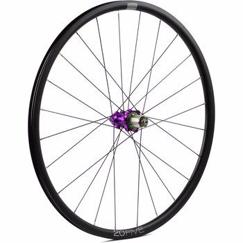 Hope 20Five RS4 Straight Pull 6 Bolt Rear Wheel Purple
