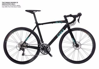 Bianchi Via Nirone 7 All Road Sora Disc 2018 Black