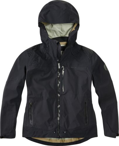 Madison DTE Womens Waterproof Jacket Black
