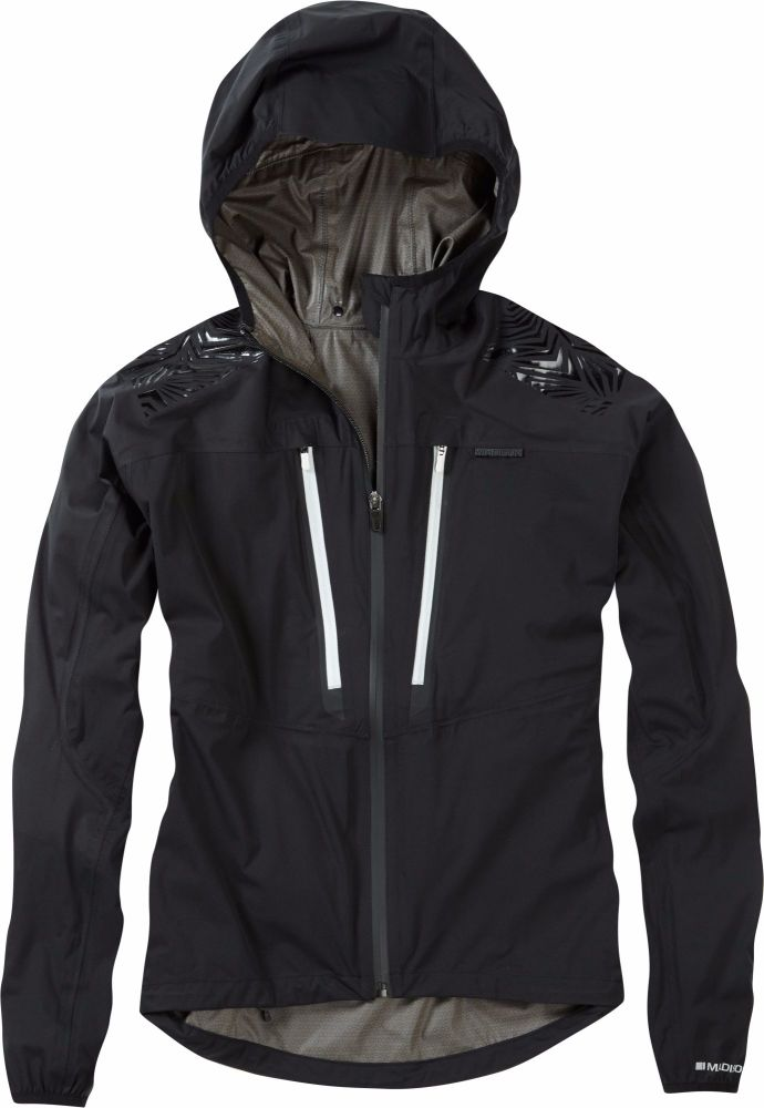 Madison Flux Super Light Womens Waterproof Softshell Jacket Black