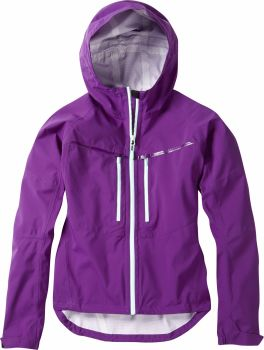 Madison Zena Womens Waterproof Jacket Imperial Purple