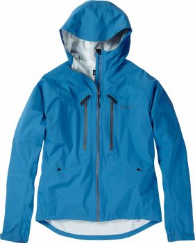 Madison Zenith Mens Waterproof Jacket Caribbean Blue