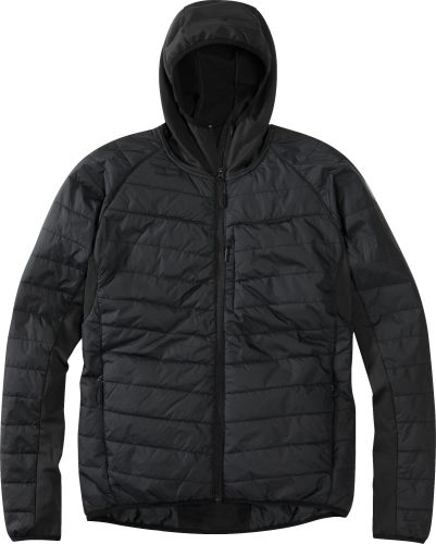 Madison DTE Mens Hybrid Jacket Black