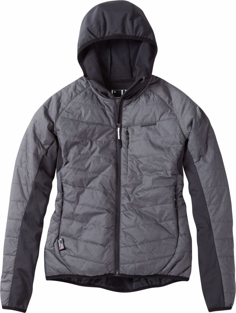 Madison DTE Womens Hybrid Jacket Phantom