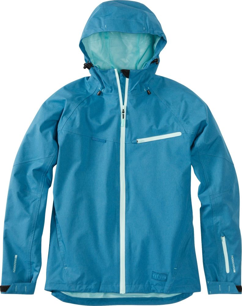Madison Leia Womens Jacket China Blue