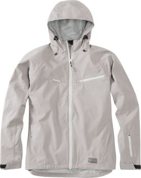 Madison Leia Womens Jacket Cloud Grey