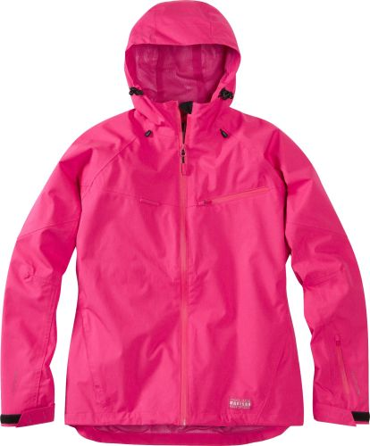Madison Leia Womens Jacket Rose Red