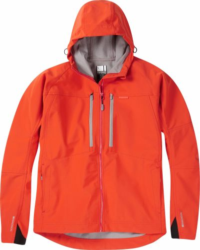 Madison Zenith Mens Softshell Jacket Chilli Red
