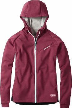 Madison Leia Womens Softshell Jacket Classy Burgundy