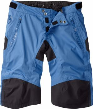 Madison DTE Womens Waterproof Shorts China Blue