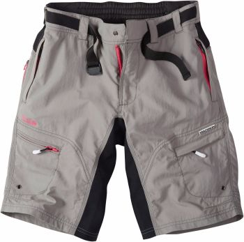Madison Trail Womens Shorts Cloud Grey