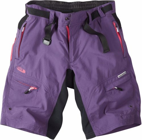 Madison Trail Womens Shorts Loganberry Purple