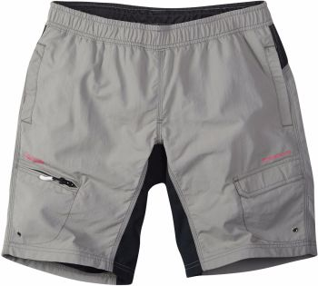Madison Freewheel Womens Shorts Cloud Grey