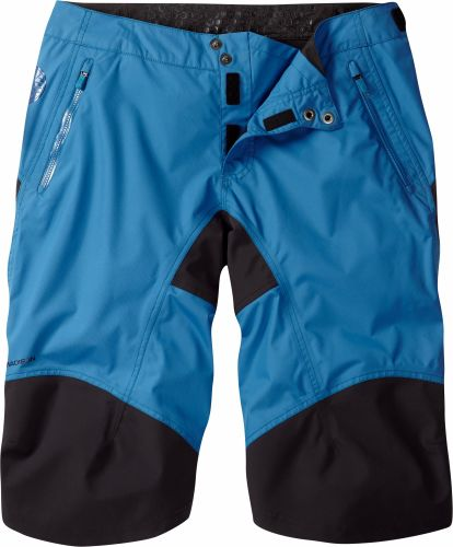 Madison DTE Mens Waterproof Shorts China Blue