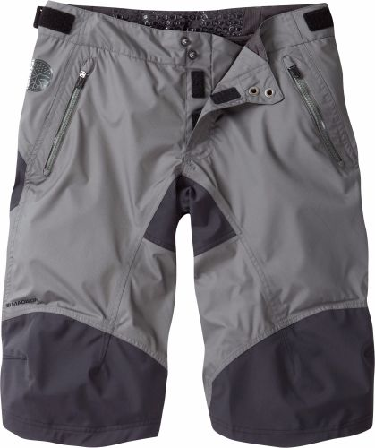 Madison DTE Mens Waterproof Shorts Dark Shadow