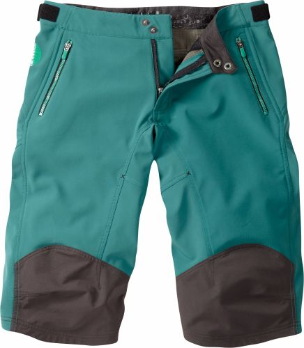 Madison DTE Mens Softshell Shorts Oak Green