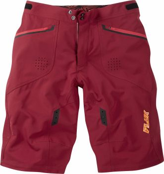 Madison Flux Mens Shorts Blood Red