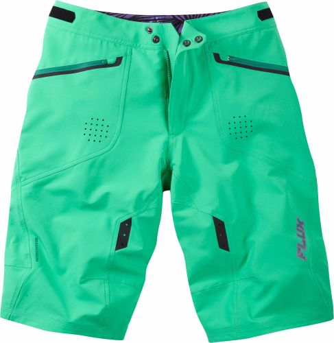 Madison Flux Mens Shorts Emerald Green