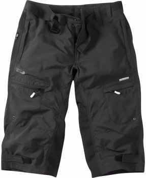 Madison Trail Mens 3/4 Shorts Black