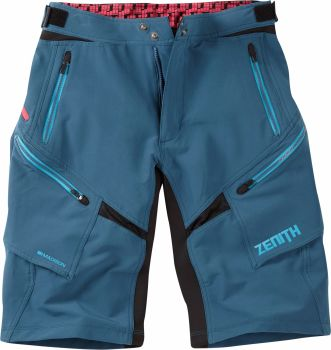 Madison Zenith Mens Shorts Atlantic Blue