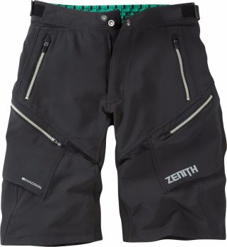 Madison Zenith Mens Shorts Atlantic Black