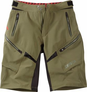 Madison Zenith Mens Shorts Atlantic Dark Olive