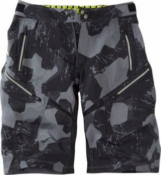 Madison Zenith Mens Shorts Atlantic Grey Camo