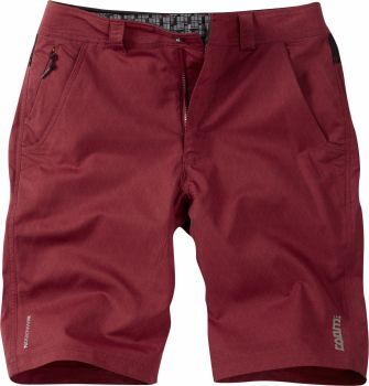 Madison Roam Mens Shorts Blood Red