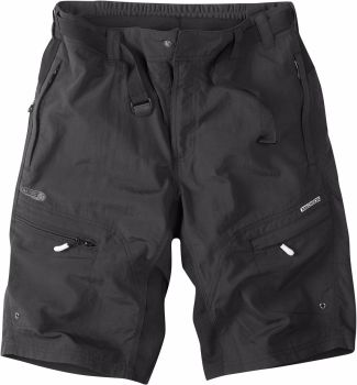 Madison Trail Mens Shorts Black