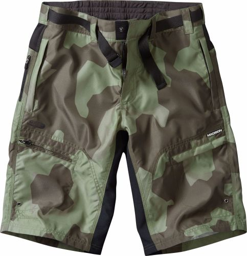 Madison Trail Mens Shorts Olive Camo
