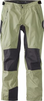 Madison DTE Mens Waterproof Trousers Olive Green