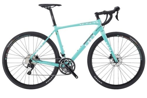 Bianchi All Road Impulso Hydraulic Disc 2018