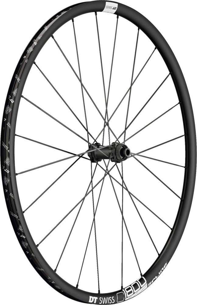 DT Swiss C 1800 Spline Disc Front Wheel