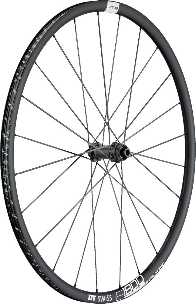 DT Swiss E 1800 Spline Disc Front Wheel