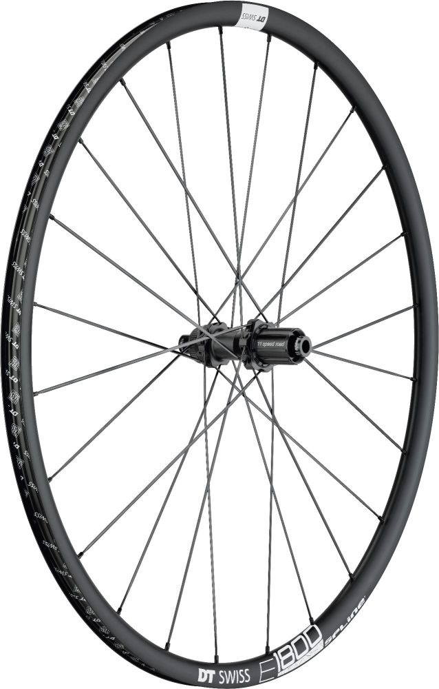 DT Swiss E 1800 Spline Disc Rear Wheel